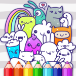 Doodle Coloring Book APK (MOD, Unlimited Money) 1.2