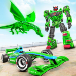 Dragon Robot Car Game – Robot transforming games APK (MOD, Unlimited Money) 1.3.9