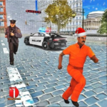 Drive Police Car Gangsters Chase : Free Games APK (MOD, Unlimited Money) 2.0.08