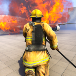 Firefighter Games : fire truck games APK (MOD, Unlimited Money) 1.0