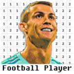 Football Player Coloring By Number – Pixel APK (MOD, Unlimited Money) 8.0