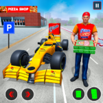 Formula Car Pizza Delivery New Car Driving Game APK (MOD, Unlimited Money) 1.0.8