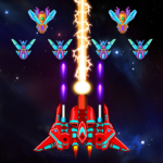 Galaxy Attack: Alien Shooter APK (MOD, Unlimited Money) 30.7