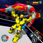 Grand Robot Ring Fighting 2020 : Real Boxing Games APK (MOD, Unlimited Money) 1.20