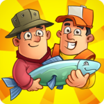 Idle Fishing Clicker-top new tap tycoon games 2020 APK (MOD, Unlimited Money) 1.3.8