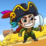 Idle Pirate Tycoon APK (MOD, Unlimited Money) 1.2