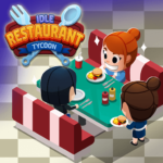 Idle Restaurant Tycoon – Build a restaurant empire APK (MOD, Unlimited Money) 1.5.0