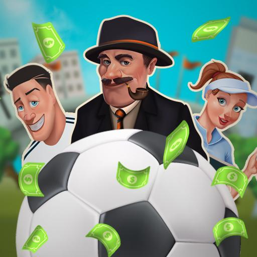 Idle Soccer Tycoon – Free Soccer Clicker Games APK (MOD, Unlimited Money) 4.0.1
