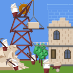 Idle Tower Builder: construction tycoon manager APK (MOD, Unlimited Money) 1.1.9