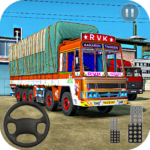 Indian Truck Spooky Stunt : Cargo Truck Driver APK (MOD, Unlimited Money) 1.0