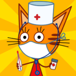 Kid-E-Cats Animal Doctor Games for Kids・Pet Doctor APK (MOD, Unlimited Money) 1.8.5