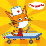 Kid-E-Cats: Hospital for animals. Injections APK (MOD, Unlimited Money) 1.1.0