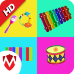 Kids Musical Instruments APK (MOD, Unlimited Money) 9.5