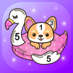 Magic Color – kids coloring book by numbers APK (MOD, Unlimited Money) 2.13