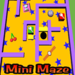 Mini Maze APK (MOD, Unlimited Money) 1.7
