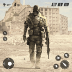 Modern Commando Ops Warfare: Free Shooting Games APK (MOD, Unlimited Money)