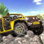 Off-Road 4×4 jeep driving Simulator : Jeep Racing APK (MOD, Unlimited Money) 1.0
