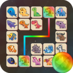 Onet Animals – Puzzle Matching Game APK (MOD, Unlimited Money) 1.84  ·