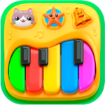Piano for babies and kids APK (MOD, Unlimited Money) 1.3