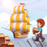 Pocket Ships Tap Tycoon: Idle Seaport Clicker APK (MOD, Unlimited Money) 0.7.0