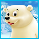 Polar Bear Cub – Fairy Tale with Games Free APK (MOD, Unlimited Money) 1.4.1