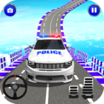 Police Spooky Jeep Stunt Game: Mega Ramp 3D APK (MOD, Unlimited Money) 1.0