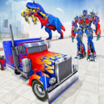 Police Truck Robot Game – Transforming Robot Games APK (MOD, Unlimited Money) 1.1.7