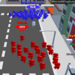 Popular City War APK (MOD, Unlimited Money) 0.8
