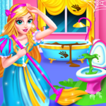 Princess Castle House Cleanup – Cleaning for Girls APK (MOD, Unlimited Money) 1.3
