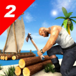 Raft Survival Forest 2 APK (MOD, Unlimited Money) 1.1.1