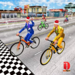 Real Bike Cycle Racing 3D: BMX Bicycle Rider Games APK (MOD, Unlimited Money) 1.20