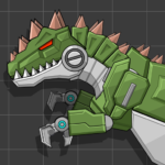 Robot Dino War Giganotosaurus APK (MOD, Unlimited Money) 2.4