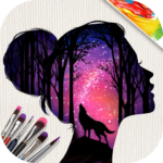 Silhouette Art APK (MOD, Unlimited Money) 1.0.9