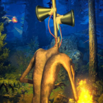 Siren Head SCP Forest Survival APK (MOD, Unlimited Money) 1.2