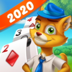 Solitaire: Forest Rescue TriPeaks APK (MOD, Unlimited Money) 2.0.37