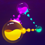 Splash Wars – glow space strategy game APK (MOD, Unlimited Money) 79