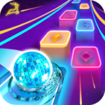 Tiles Hop Forever: Dancing Ball EDM Rush! APK (MOD, Unlimited Money) 1.0