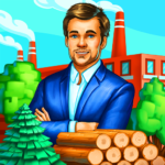Timber Tycoon – Factory Management Strategy APK (MOD, Unlimited Money) 1.1.7
