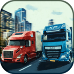 Virtual Truck Manager – Tycoon trucking company APK (MOD, Unlimited Money) 1.1.56