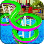 Water Slide Games Simulator APK (MOD, Unlimited Money) 1.1.7