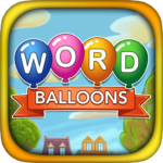 Word Balloons – Word Games free for Adults APK (MOD, Unlimited Money) 1.106