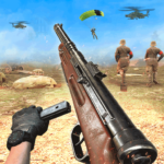 World War Survival Heroes:WW2 FPS Shooting Games APK (MOD, Unlimited Money) 3.1.2