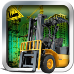 Airport Forklift Driving Heavy Machinery Sim 3D APK (MOD, Unlimited Money) 1.4