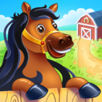 Animal Farm for Kids. Toddler games. APK (MOD, Unlimited Money) 2.1.12