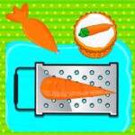 Baking Carrot Cupcakes – Coking Game APK (MOD, Unlimited Money) 7.1.64
