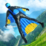 Base Jump Wingsuit Gliding APK (MOD, Unlimited Money) 0.6.1
