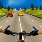Bicycle Rider Traffic Race 17 APK (MOD, Unlimited Money) 1.6