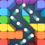 Brick Ball Blast: A Free & Relaxing 3D Crush Game APK (MOD, Unlimited Money) 1.5.0