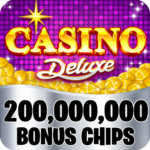 Casino Deluxe Vegas – Slots, Poker & Card Games APK (MOD, Unlimited Money) 1.11.7