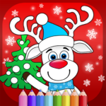 Christmas Coloring Book APK (MOD, Unlimited Money) 2.2